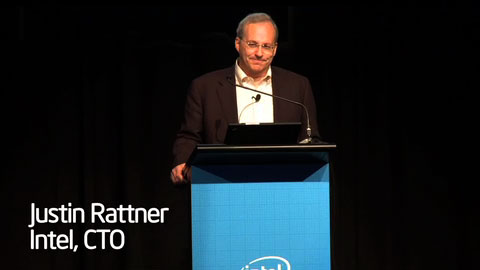 Research@Intel Day 2010 – Keynote with Intel CTO Justin Rattner