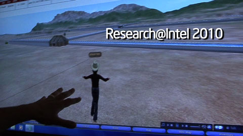 Research@Intel Day 2010 – Cloud & Internet