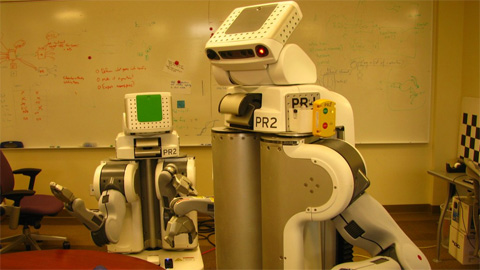 Future Lab: Robotics Research