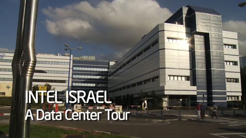 Intel IT's Data Center Strategy – Israel Data Center