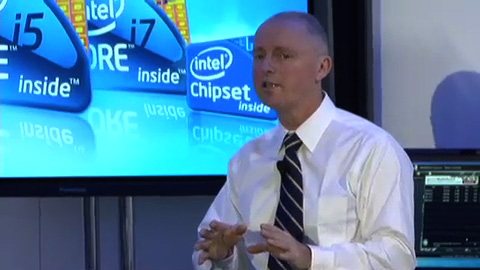 Intel CES 2010 Press Conference – All new 2010 Intel Core Family